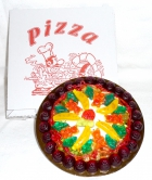 Fruchtsaftgummi - Pizza 500g
